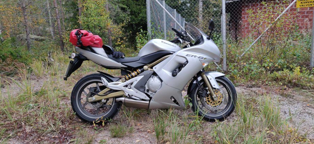 Kawasaki ER-6f 2006